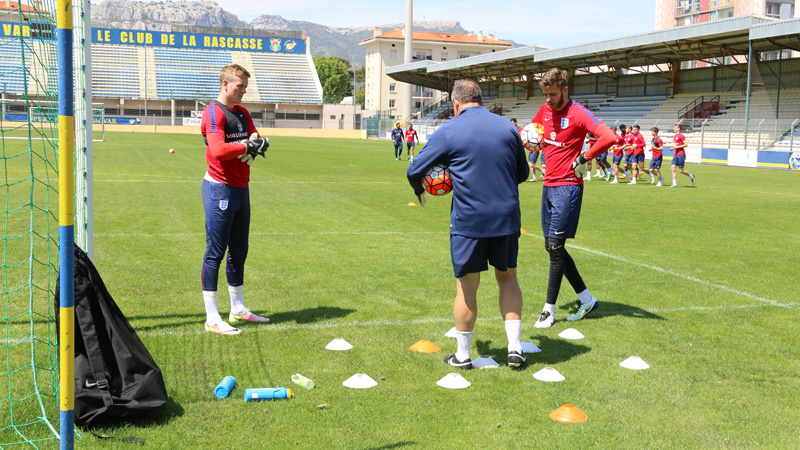 keepers-training