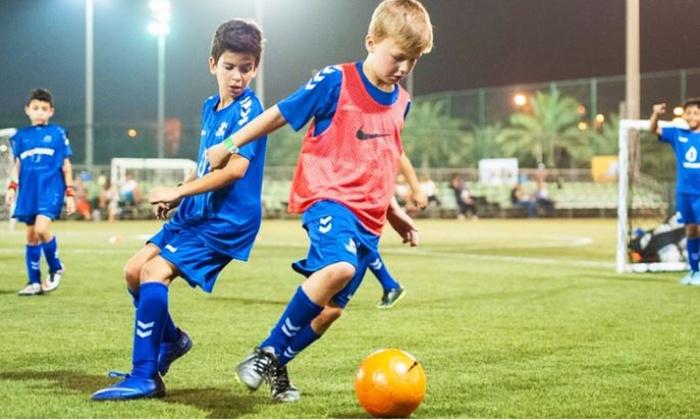 SoccerKids-Dubai